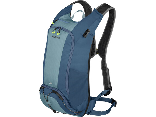 Shimano Unzen II Trail Backpack 14L aegean blue